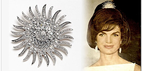 Graceful Elegance - The Jewels and Life of Jackie Kennedy Onassis tickets