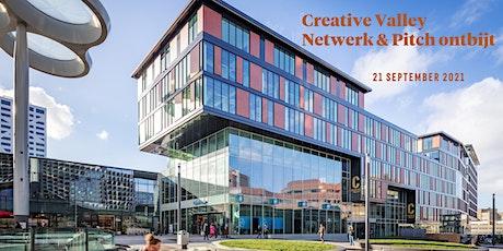 Creative Valley Netwerk en Pitch Ontbijt tickets