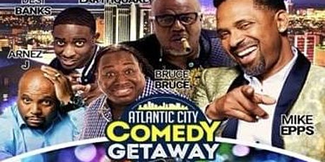 Atlantic City Comedy Show Get Away tickets