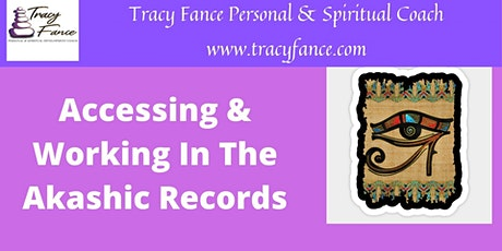10th/11th Nov - Accessing & Working With The Askashic Records tickets