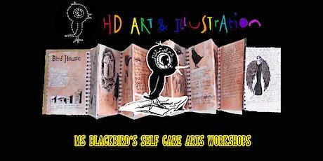Ms Blackbird's Self Care Arts Workshop tickets