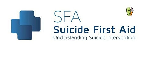 Suicide First Aid:  Understanding Suicide Interventions tickets