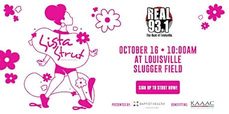 Sista Strut Louisville 2021 tickets