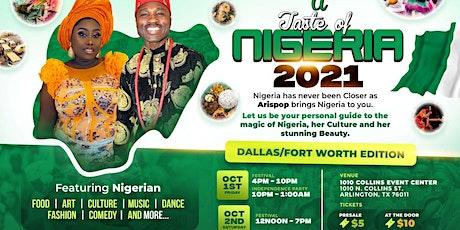 A Taste of Nigeria Festival - Dallas Fort Worth tickets