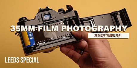The Sheffield Film Photography Collective | Challenge No. 3 | LEEDS tickets