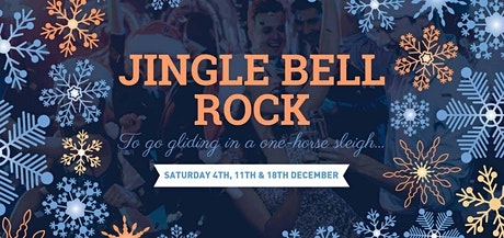 Jingle  Bell Rock Christmas Party tickets