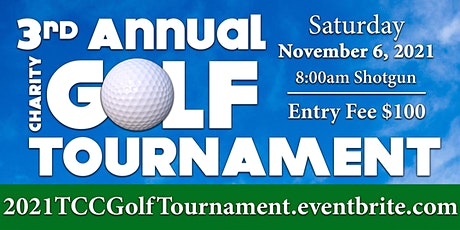 3rd Annual Charity Golf Tournament tickets