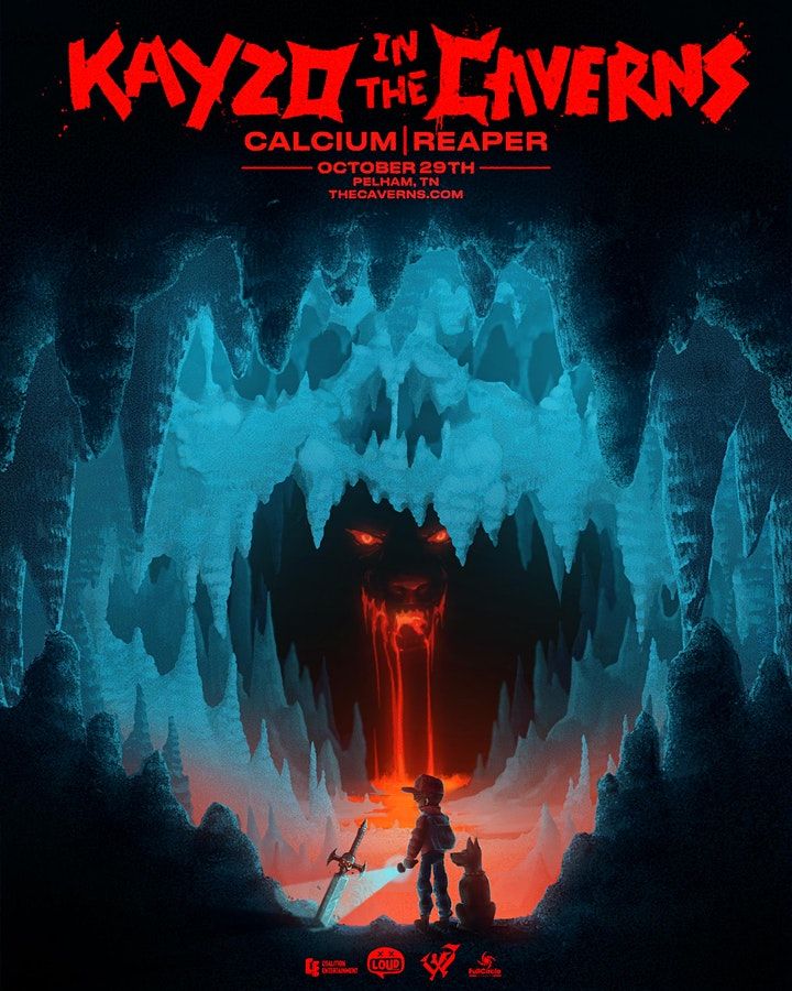 Kayzo in The Caverns image