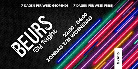 Maandag - Beurs by Night tickets
