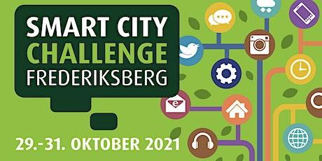 Smart City Challenge Frederiksberg 2021 tickets
