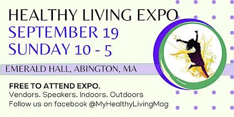 LIVE Healthy Living Expo Indoor/Outdoor tickets