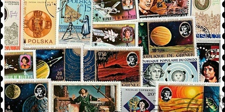 Exploring Astronomy and Space through Philately tickets