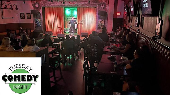 Comedy Tuesday Night Starring Chris Gordon image