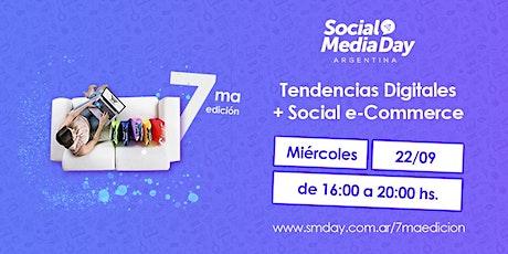 Social Media Day online 7ma Edición online entradas