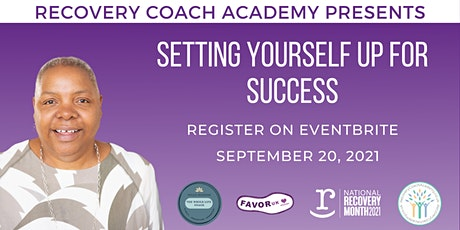 Setting Yourself up for Success tickets