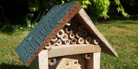 Making Bird and Bat Box kits and Insect hotels tickets