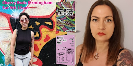 An afternoon of Brum Spoken Word and Fiction magic! tickets
