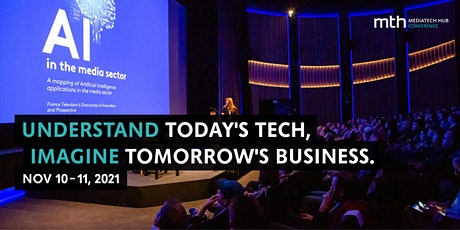MediaTech Hub Conference entradas