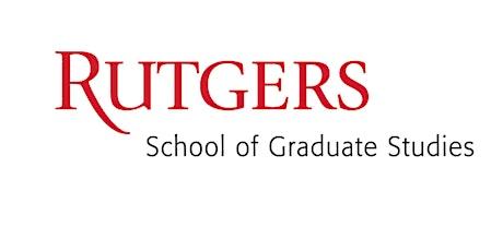 Rutgers Biomedical PhD Programs Open House New Brunswick/Piscataway tickets