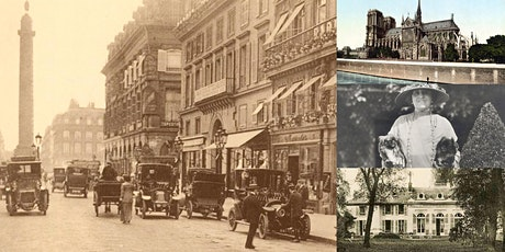 'Edith Wharton's Paris: American Passions in the City of Light' Webinar tickets