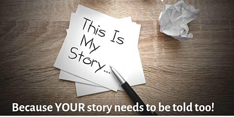 Book of Me - A Scrapbook Journey About You! tickets