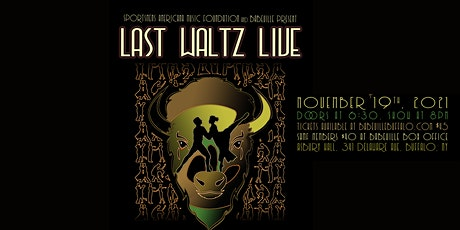 "Buffalo's ""The Last Waltz"" Live at Asbury Hall tickets"