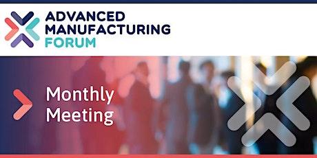AMF Monthly Meeting - Elis Durham - Process Improvement & Change Management tickets