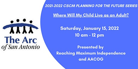Planning for the Future- Where Will my Child Live as an Adult? tickets