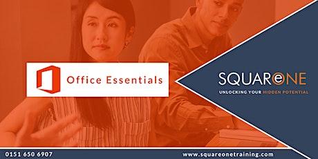 Microsoft Office Essentials tickets