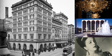 'The Metropolitan Opera: A History of Divas, Diamonds, & Drama' Webinar tickets