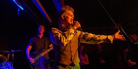The Smiths tribute band The Joneses - Friday 29th October at Hampton Hub - tickets