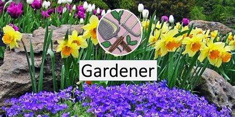 Junior Gardener Badge Se29 tickets