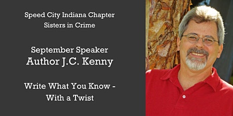 Guest Author J.C. Kenney - Write What You Know, With a Twist tickets
