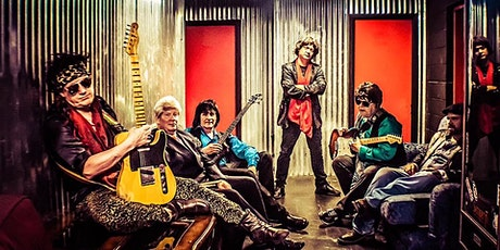 The Rolling Stones Tribute: The Stoneleighs at Legacy Hall tickets