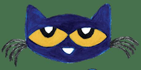 Pete the Cat Book Club tickets