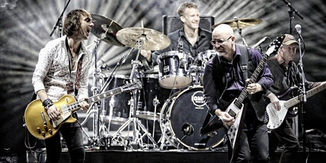 Wishbone Ash - Late To The Party! USA 50th Anniversary Tour tickets