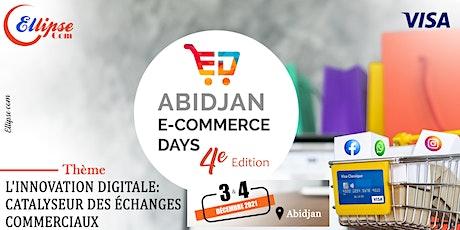 Abidjan E-commerce Days billets