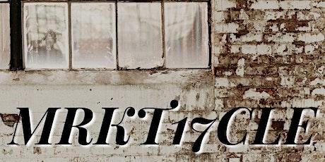 MRKT17CLE Small Business Saturday Market tickets