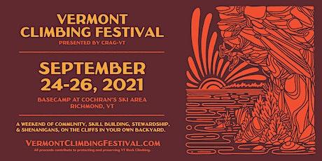 Vermont Climbing Festival 2021 tickets