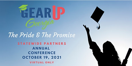 2021 GEAR UP Georgia  Statewide Partners Conference tickets