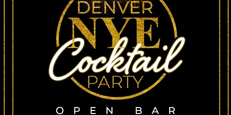 Denver NYE Cocktail Party (Sheraton Downtown Hotel) tickets