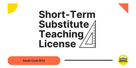 ONLINE Short-Term Substitute Teaching Licenses (06971) tickets