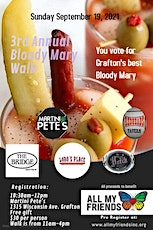 3rd Annual Bloody Mary Walk tickets