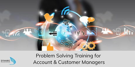 Problem Solving Training for Account Managers | Evening session tickets