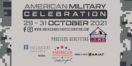 Hillwood Land & Cattle presents the American Military Celebration tickets