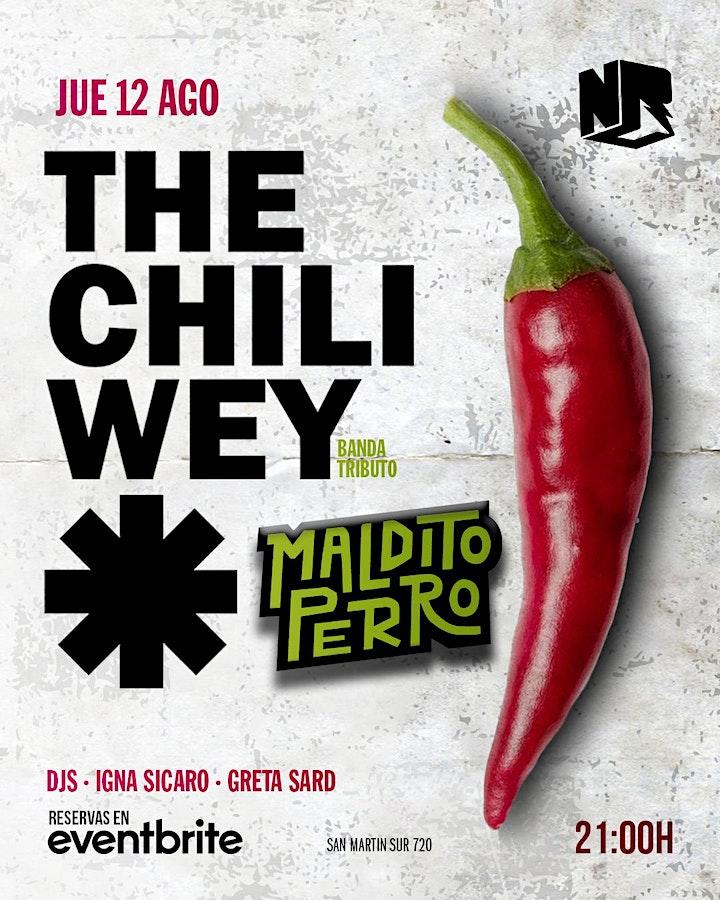 THE CHILI WEY EN VIVO EN MALDITO PERRO image