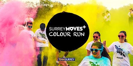 SurreyMoves+ Colour Run 2021 tickets