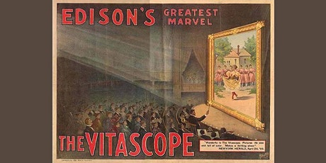 From Magic Lanterns To Metro Goldwyn Mayer: The Birth of the Silver Screen tickets