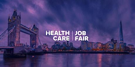 Healthcare Job Fair - London & East of England, March 2022 tickets