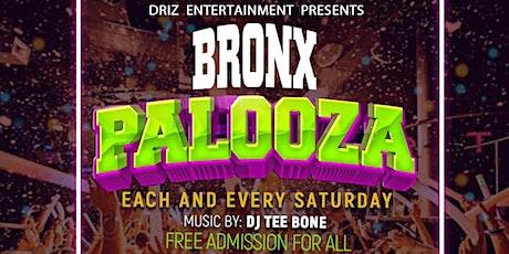 BRONX PALOOZA tickets
